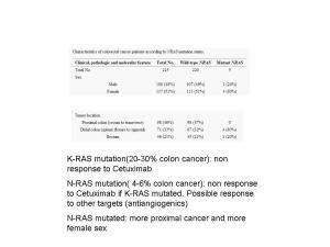 colorrectal cancer